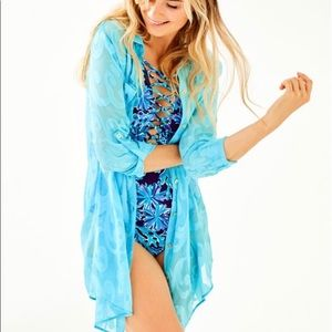 Lilly Pullitzer Natalie Cover Up
